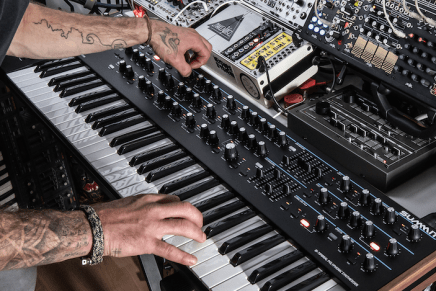 Novation announces Summit 16 voices polyphonic synthesizer
