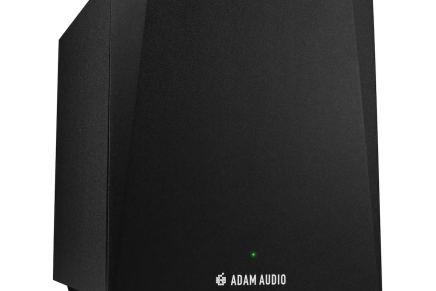 ADAM Audio Ships T10S Active 10 inch studio subwoofer
