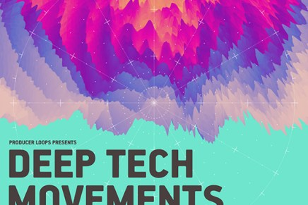 Producerloops.com releases Deep Tech Movements 2™ sample pack