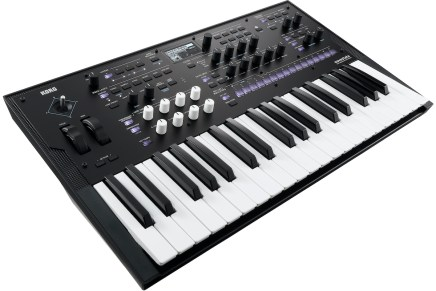 Korg introduces the Wavestate digital synthesizer