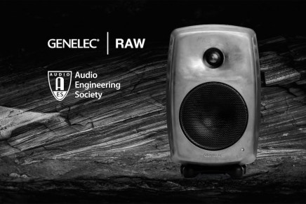 Genelec RAW loudspeakers to help AES fundraising initiative