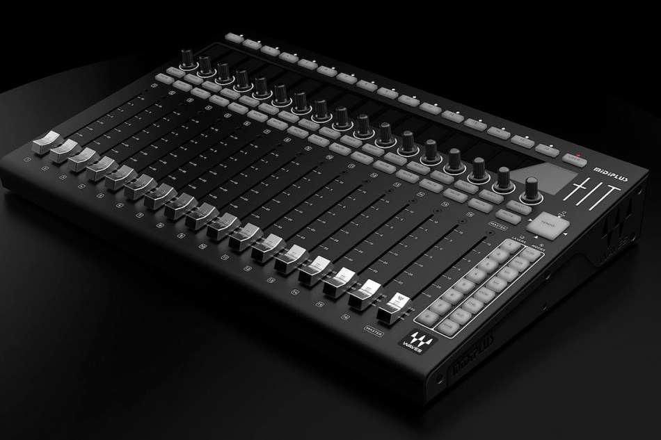 Waves Audio Announces the FIT Controller for the eMotion LV1 Live Mixer