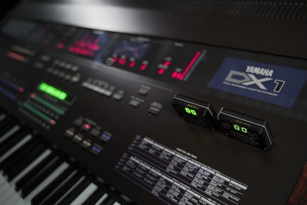 Hypersynth announces Hcard-705 multibank cartridge for Yamaha DX5 and DX1