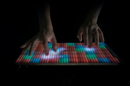 Embodme announces Erae Touch Expressive MIDI Polyphonic Touchpad Controller