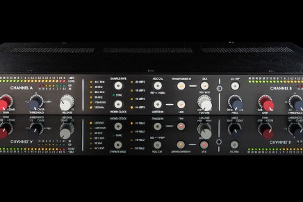 Rupert Neve Designs Introduces The MBC: Master Buss Converter