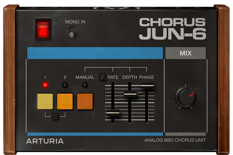 Arturia unwraps free Chorus JUN-6 effect