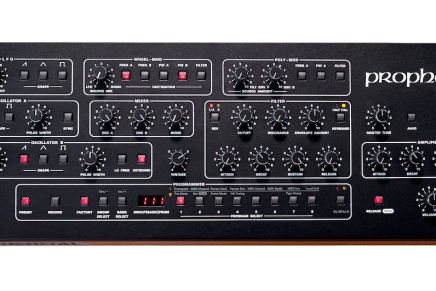 Sequential Announces Prophet-5/Prophet-10 Desktop Modules