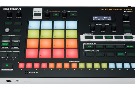 Roland Unveils VERSELAB MV-1 Song Production Studio