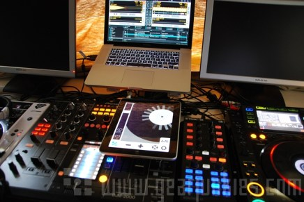 iPad meets NI Traktor