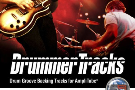 DrummerTracks for AmpliTube released