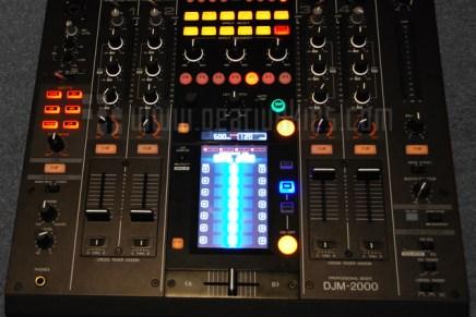 Pioneer DJM-2000 – Gearjunkies Review Part 1