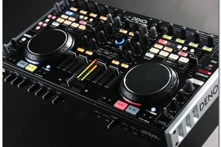 New Denon DJ flagship controller – DN-MC6000