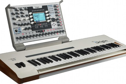 Arturia ships the Origin Keyboard
