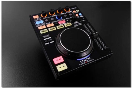 The Denon DJ DN-SC2000 Controller available now