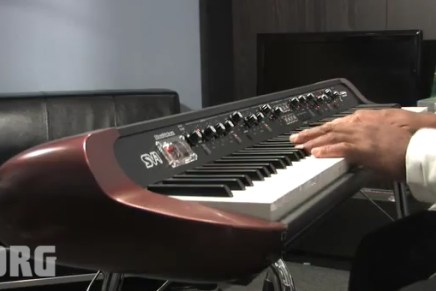 KORG SV-1 Sound Pack 2 available as FREE download