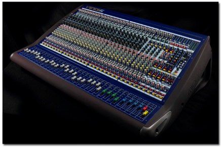 Midas VeniceF mixing consoles include Propellerhead Record