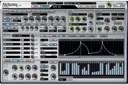 Camel Audio releases Alchemy 1.20