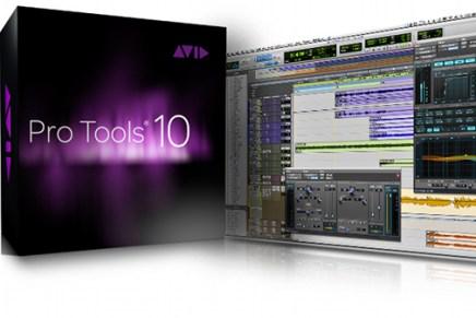 Avid unveils new Pro Tools 10 Software
