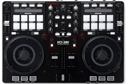 Vestax VCI-380 – Video Overview