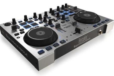 Hercules unveils the DJConsole RMX 2