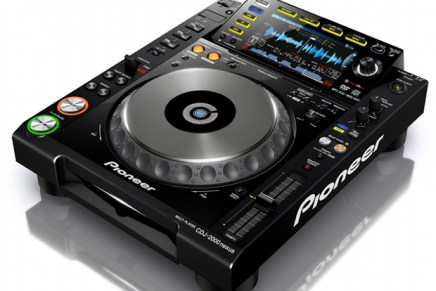 Introducing the Pioneer CDJ-2000nexus