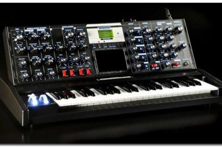 Get a Minimoog Voyager Select Series while you can!
