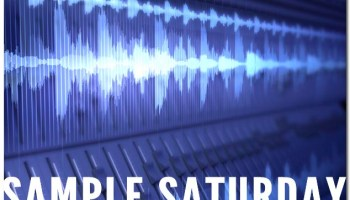 New Sounds and Samples on Sample Saturday #432 - Gearjunkies com