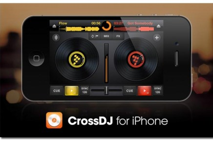 MixVibes releases CrossDJ for iPhone