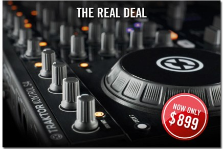 Native Instruments Traktor Kontrol S4 Price Drop