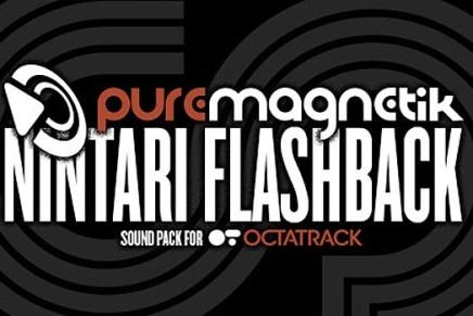 Nintari Flashback Sound pack for the Elektron Octatrack available
