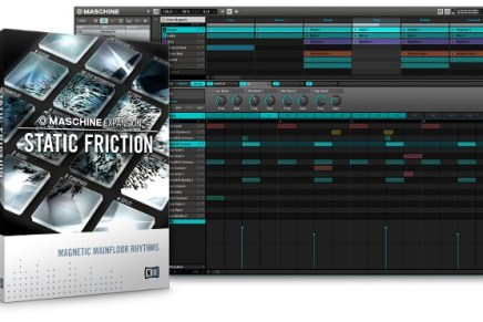 Native Instruments Static Friction – Tech House Sounds for Maschine