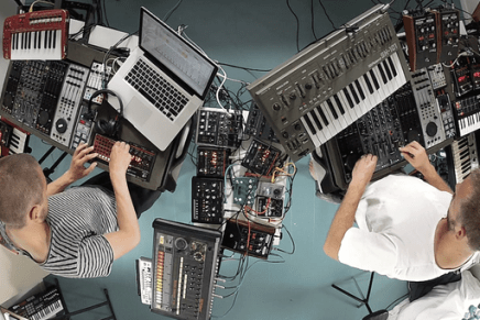 Minilogue combining hardware with Ableton Live – Video