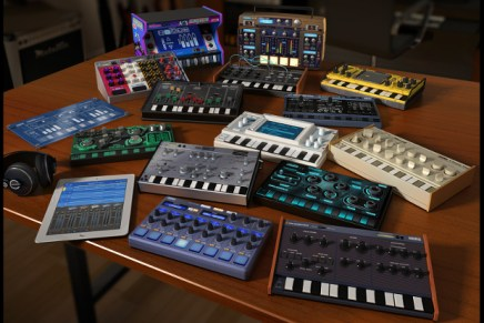 Korg Releases Gadget for iPad