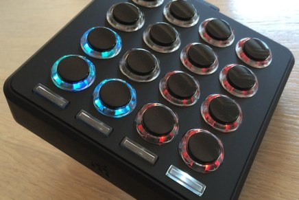 DJTechtools MIDIFighter – Gearjunkies review
