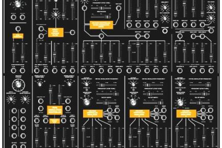 Macbeth Studio Systems introduces M5 analog synthesizer