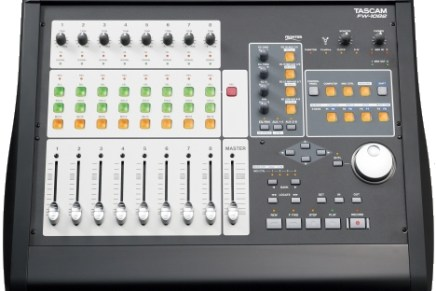 Tascam announces new FireWire interface