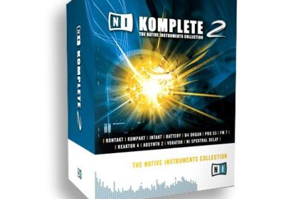NI announces new pricing for NI KOMPLETE 2