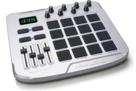 M-Audio announces new MIDI control surface