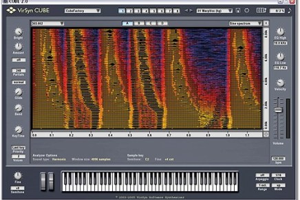 CUBE 2 Spectral morphing resynthesizer released