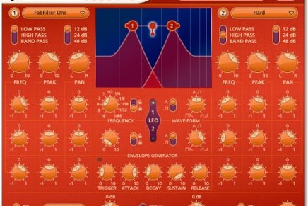 FabFilter Volcano 1.01 released: important bug fix