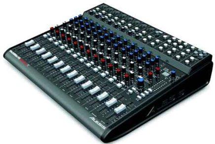 Alesis announces MultiMix mixers featuring FireWire
