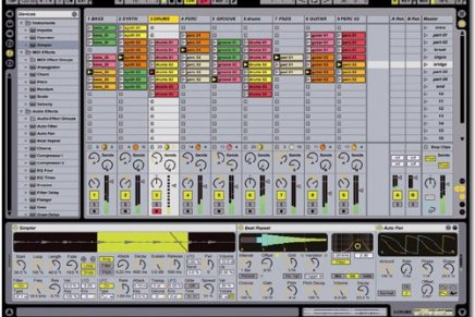 Ableton releases update for Live 5