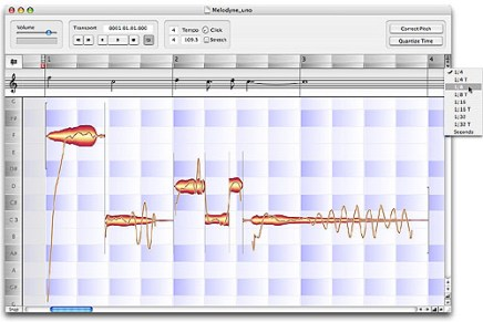 New version 1.5 for Melodyne Uno available