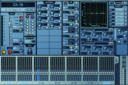 Digidesign announces Venue D-Show 2.0 software