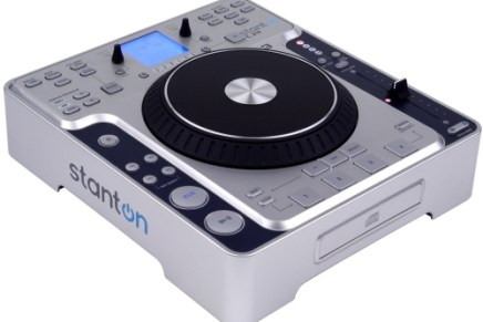 Stanton introduces the C.314 CD player