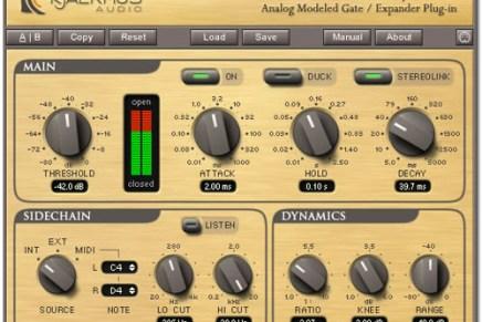Kjaerhus Audio announces GAG-1