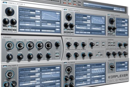 TerraTec KOMPLEXER VST version 1.0.2.0 update