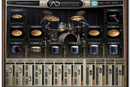 XLN Audio releases Addictive Drums Vsti