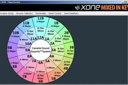 A&H Xone enables DJs to mix in key