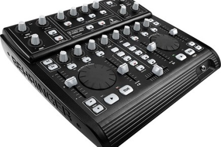 Behringer introduces the B-Control DJ BCD3000